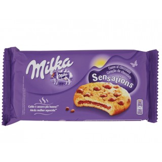 Milka Cookies XL Nuts 184gr