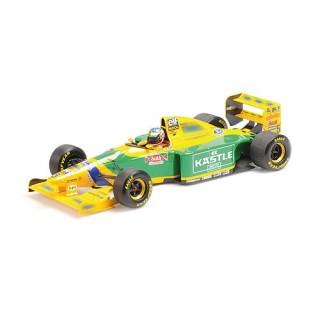 Benetton Ford B193B Michael Schumacher German GP 1993 1:18