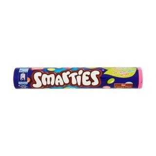 Smarties Singolo confetti cioccolato Tubo Maxi 130 gr