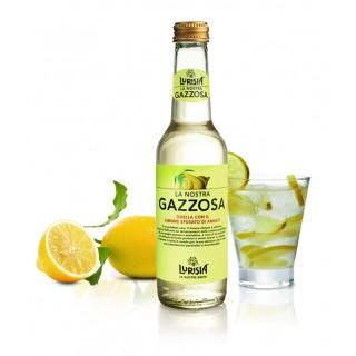 Gazzosa Lurisia bottiglia 275 ml
