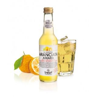 Aranciata Lurisia bottiglia 275 ml