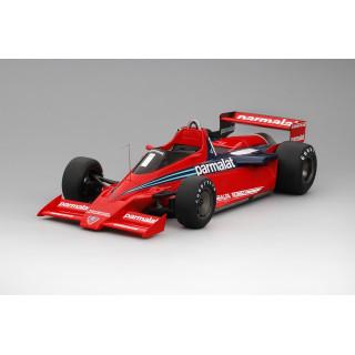Alfa Romeo BT46B Niki Lauda Vincitore del GP svedese del 1978 1:18