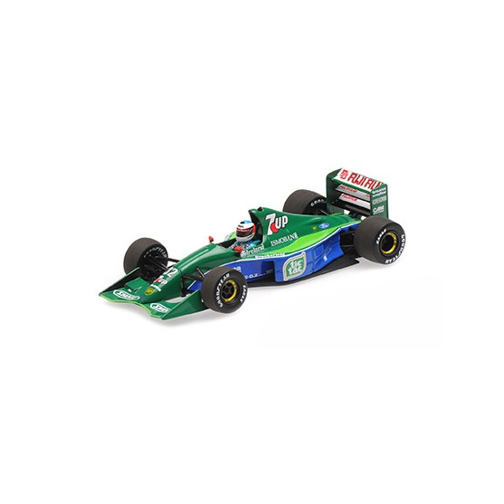 Jordan-Ford 191 7UP Gp Belgio 1991 Michael Schumacher 1:43