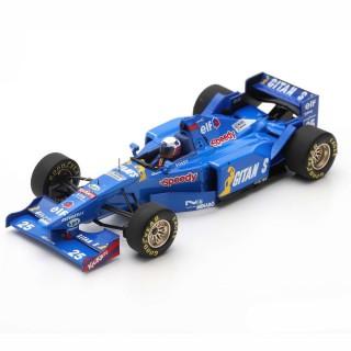 Ligier Mugen Honda JS41 F1 1995 3.rd Belgium Gp Martin Brundle 1:43