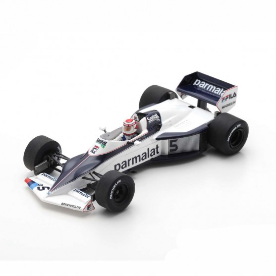 Brabham BMW BT52  Winner Brazilian GP 1983 Nelson Piquet 1:43