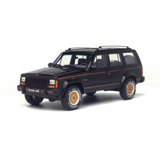 Jeep Cherokee Limited nero DX8 1:18