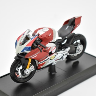Ducati Panigale V4 S Corse Red 1:18