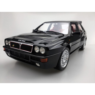 LANCIA DELTA HF INTEGRALE EVOLUTION II CLUB ITALIA DARK BLUE 1:12