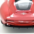 Alfa Romeo Disco Volante Touring 2013 Red 1:18