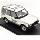 Land Rover Discovery 1989 Silver 1:18