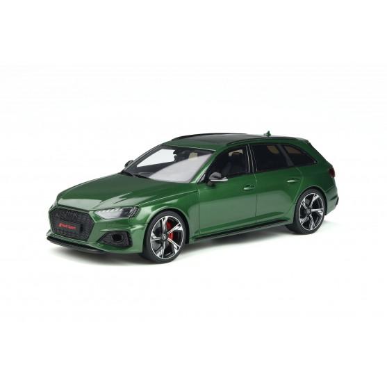 Audi RS 4 Avant  2020 Sonoma green 1:18