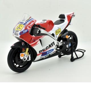 Ducati Desmosedici GP15 29 Andrea Iannone 2015 MotoGP 1:12