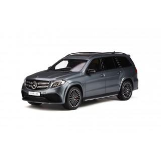 Mercedes-AMG GLS 63 selenite grigio 2016 1:18