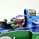 Benetton Ford B194 F1 1994 German Gp Hockenheimring Michael Schumacher 1:18