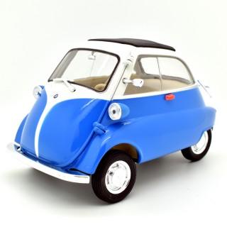 BMW Isetta 1955 Blu 1:18