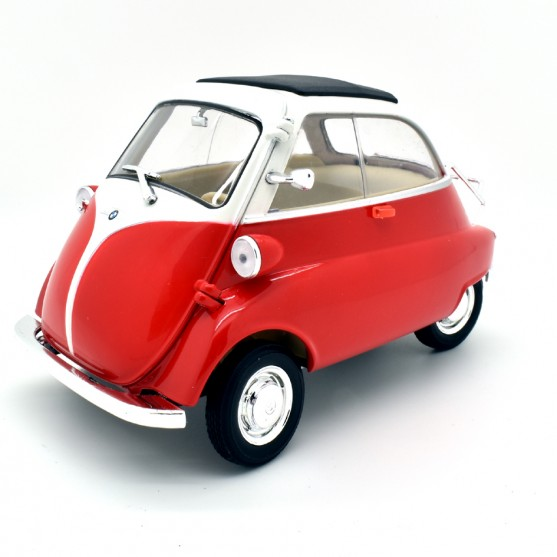 BMW Isetta 1955 Red 1:18