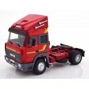 Iveco Turbostar 190-42 1988 Red 1:18