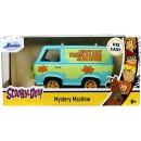 Mystery Machine Con Shaggy & Scooby Doo 1:32