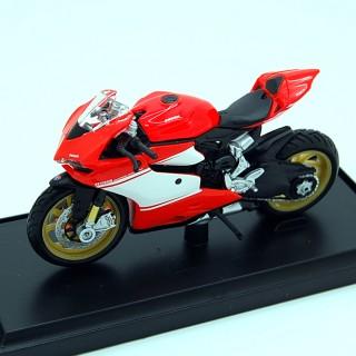 Ducati 1199 Superleggera 2014 1:18