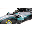 Mercedes Amg Petronas W08 F1 2017 Vatteri Bottas  Spanish Gp 1:18
