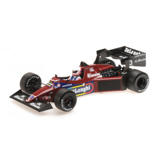 Tyrrel Ford 012 F1 1984 Detroit Gp Martin Brundle 1:18
