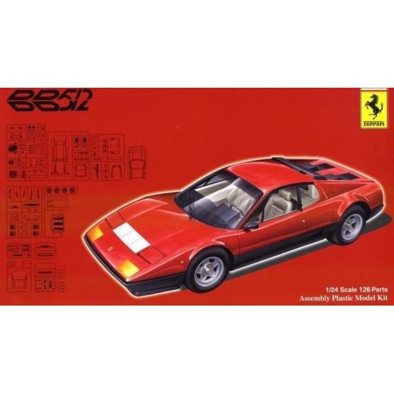Ferrari 512BB/BBi RS-108 Kit 1:24