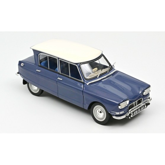 Citroën Ami 6 1965 Ardoise Blue 1:18