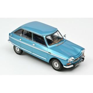 Citroën Ami Super 1974 Delta Blue metallic 1:18