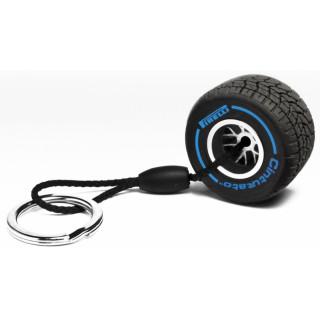 Pirelli Cinturato Portachiavi pneumatico da Bagnato Full Wet Blu