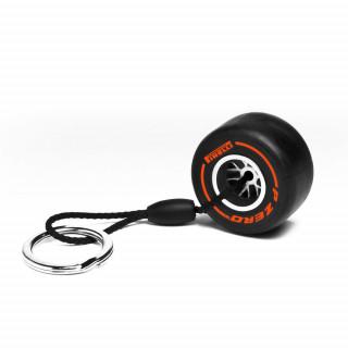 Pirelli Cinturato Portachiavi pneumatico da asciutto Super Hard Orange