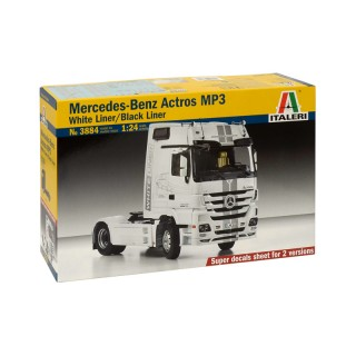 Mercedes - Benz Actros MP3 Kit 1:24
