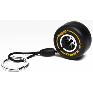 Pirelli Cinturato Portachiavi pneumatico da asciutto Soft Yellow