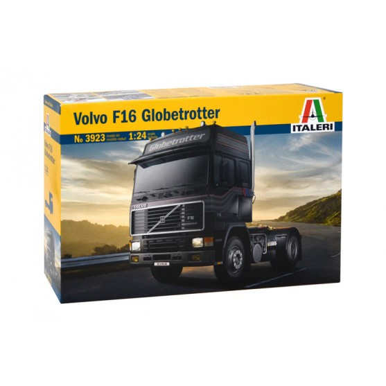 Volvo F16 Globetrotter Kit 1:24