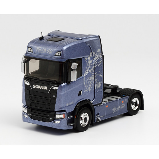 Scania S730 V8 King of the Road 1:43