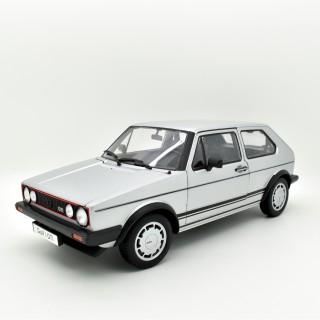 Volkswagen Golf  I GTI 1982 Silver 1:18