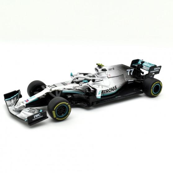 Mercedes Amg Petronas W10 EQ Power F1 2019 Valtteri Bottas No Figure 1:43