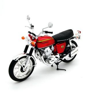 Honda Dream CB750 Four 1969 Red Metallic 1:12