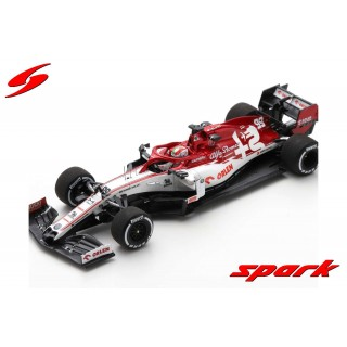 Alfa Romeo Racing Orlen F1 Team C39 Test pre Season 2020 Antonio Giovinazzi 1:43