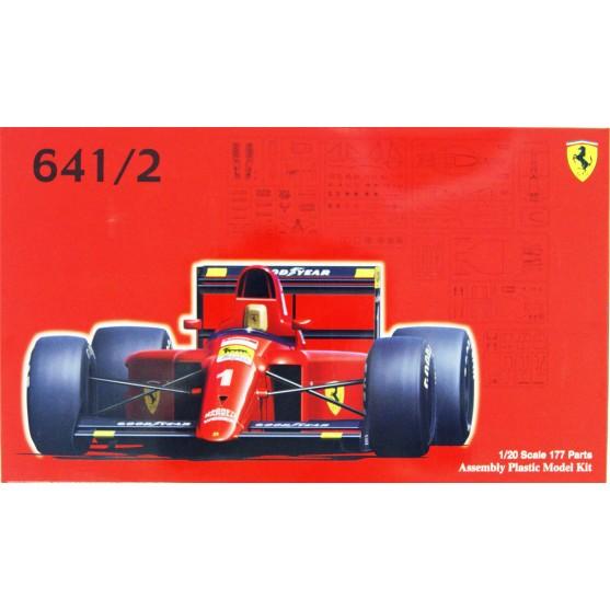 Ferrari 641/2 F1 1990 Gp Kit 1:20