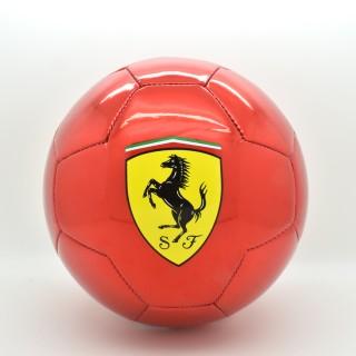Pallone  Scuderia Ferrari Rosso Metallizzato Misura 3 Prodotto Ufficiale