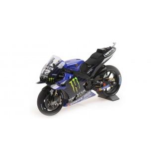 Yamaha YZR-M1 Movistar Moto Gp 2019 Maverik Vinales 1:12