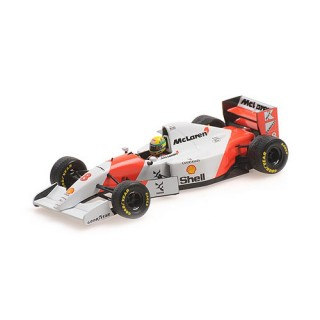 Mclaren Ford MP4/8 F1 Winner European GP 1993 Ayrton Senna 1:43