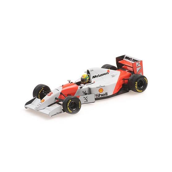 Mclaren Ford MP4/8 F1 Winner European GP 1993 Ayrton Senna 1:43