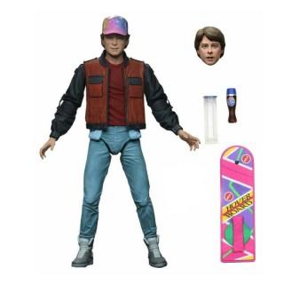 """Marty McFly da """"Ritorno al Futuro II"""" action figures 18cm"""