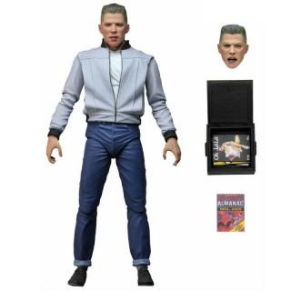 """Biff Tannen da """"Ritorno al Futuro II"""" Sports Almanac action figures 18cm"""