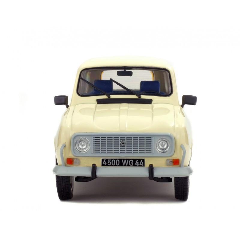 Renault 4 GTL Clan Beige 1:18