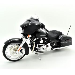 Harley Davidson Street Glide Special 2015 Black 1:12