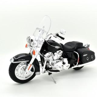 Harley Davidson FLHRC Road King Classic 2013 Black 1:12