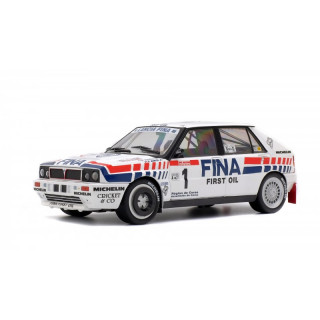 Lancia Delta HF Integrale 16V D.Auriol / B.Occelli - Tour de Corse del 1991 1:18