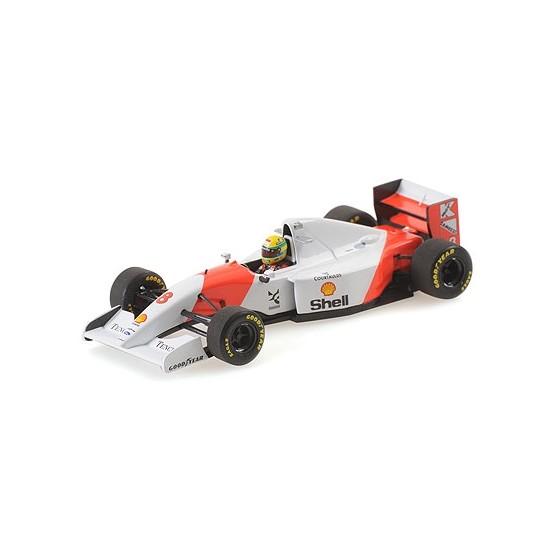 Mclaren Ford MP4/8 F1 Winner Japanese GP 1993 Ayrton Senna 1:43